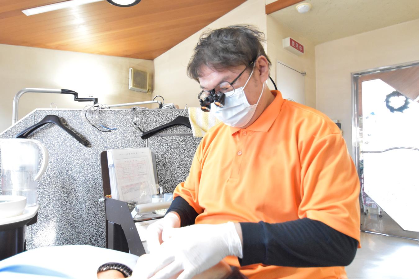 大東にし歯科医院 機能矯正
